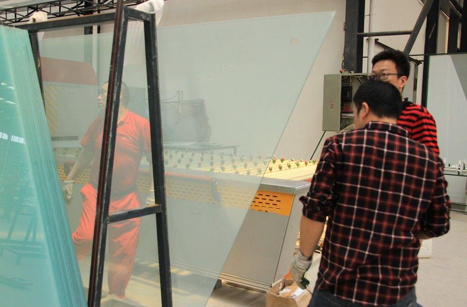 成都絲印玻璃