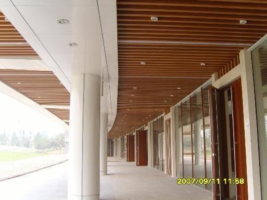 长沙绿可(生态木)天花吊顶装饰板