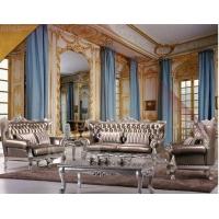 欧斯莱迪 影院简欧式沙发 新古典沙发 影楼真皮沙发组合