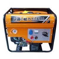 山东泰安汽油发电电焊一体机