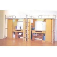 公寓床 学生公寓床 配电脑台、衣柜 厂家供应质保价优