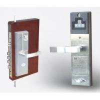 鸿达指纹系列产品-黑贝200防盗门指纹锁具
