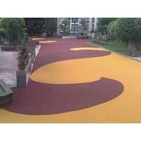 罗塞尔市政地坪之喷膜艺术地坪