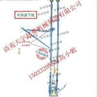 天宇专业销售双立柱小吊机|室内吊运机系列|400kg吊运机