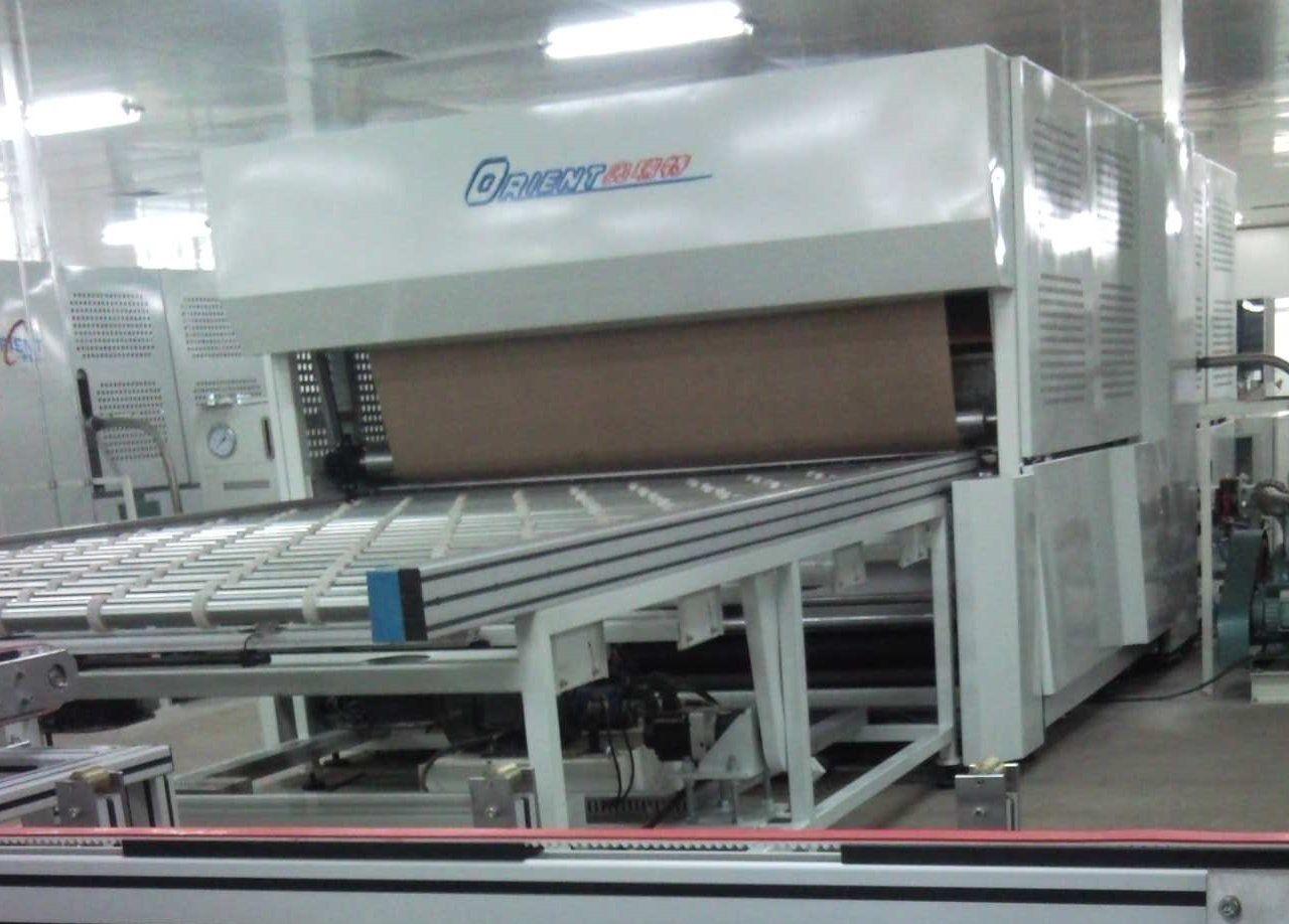 太阳能层压机硅胶板图片