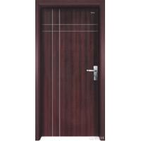 室内套装门板线 房门  卧式门