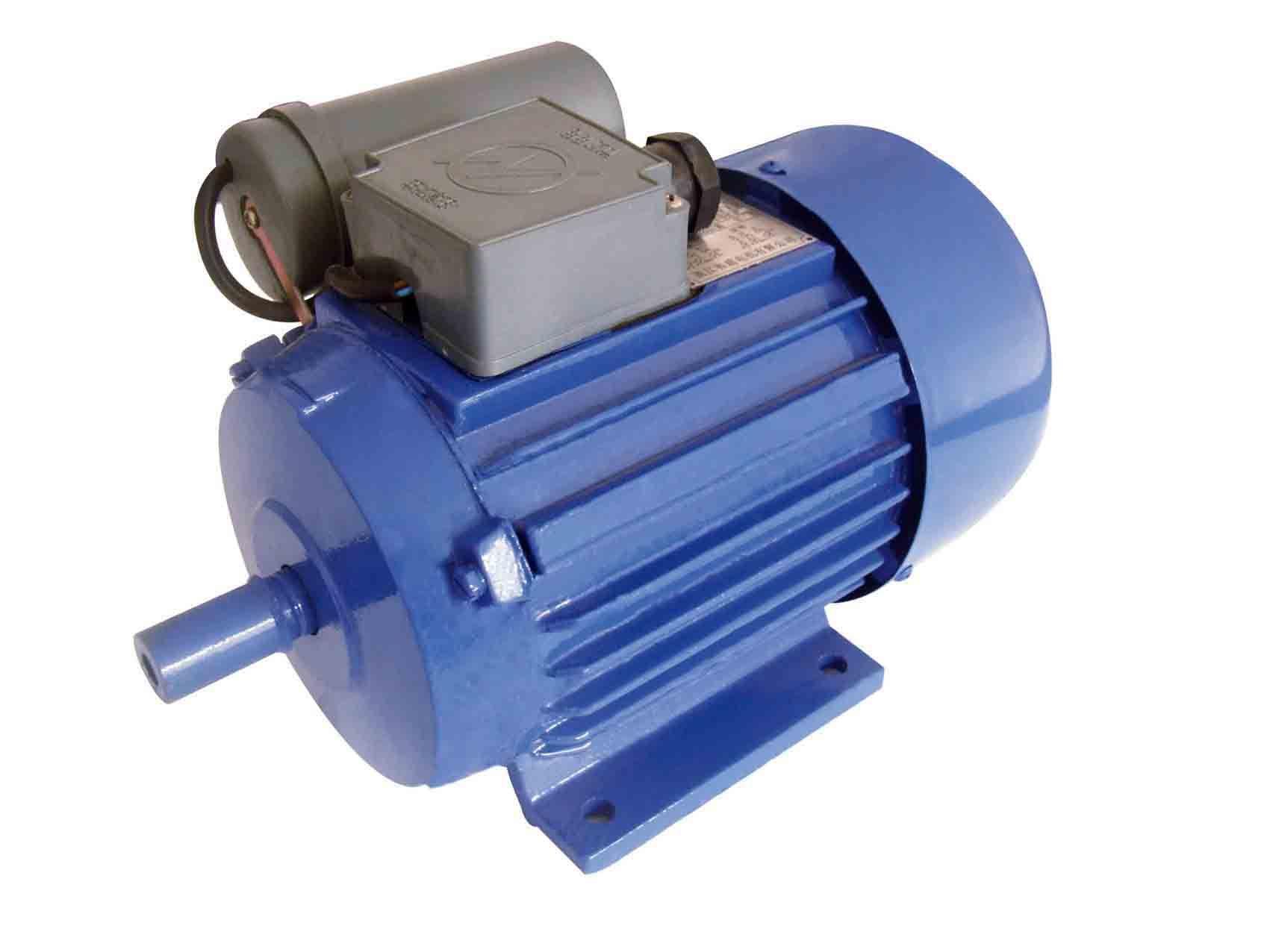 水泵电容接法图解