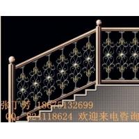 铸铝楼梯扶手