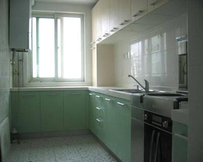 厨房装修效果图 - 河北省石家庄美大集成环保灶总