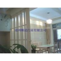 厨房塑料隔断门 浴室pvc折叠门 客厅隔断屏风