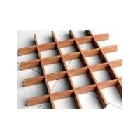 铝格栅南京铝格栅吊顶铝格栅哪里便宜木纹铝格栅批发