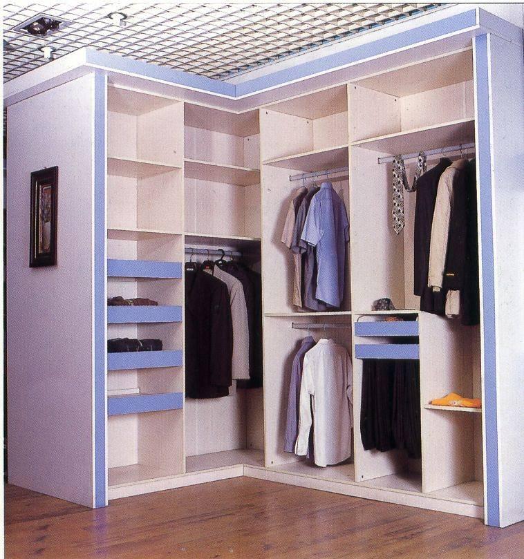 杭州木工衣柜图片