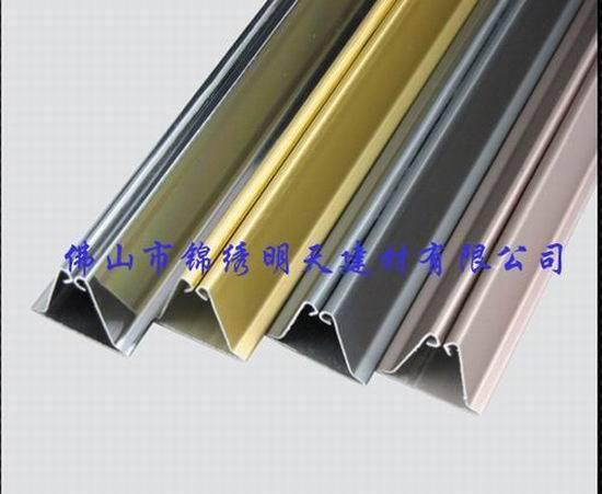 铝质三角龙骨产品图片