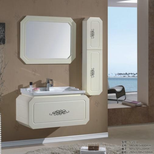 成都圣洁莎PVC浴室柜