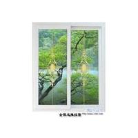 实德塑钢门窗平开窗,实德平开窗