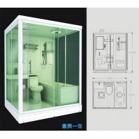 整体卫生间。整体卫浴。整体浴室,集成卫浴,集成卫生间