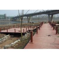 木塑地板、码头铺板