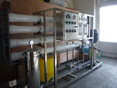 2吨ro反渗透水处理设备沈阳