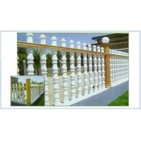 华天专供水泥艺术围栏设备