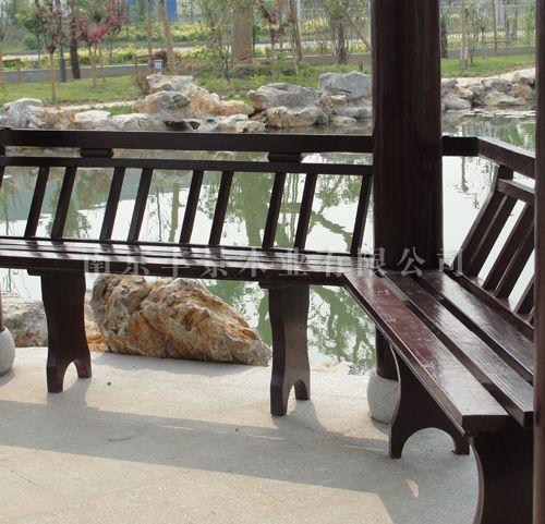 柳桉防腐木园艺