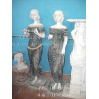 西方女性雕像
