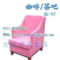 咖啡厅沙发、足疗沙发、客厅沙发