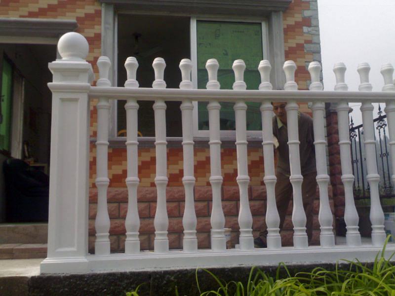 阳台栏杆 水泥栏杆 古典栏杆 园林护栏
