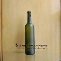 优质玻璃酒瓶蒙砂粉