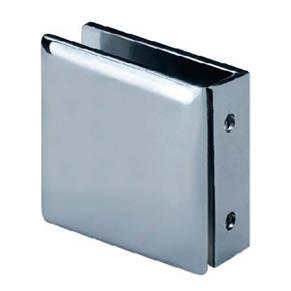 海福乐五金-淋浴房五金及配件-90°浴室玻璃固定夹