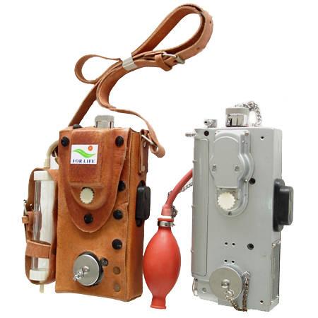 CJG-10/100光干涉式甲烷�y定器