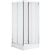 南京淋浴房-美标洁具-概念方型移门淋浴房