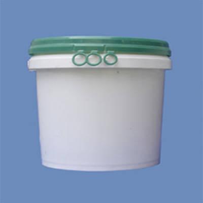 成都冰川塑料-白乳胶桶5kg