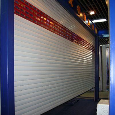 修复处膜过程图-广州奥式无声卷闸门,广州电动卷闸门安装及维修产品图片,广州奥