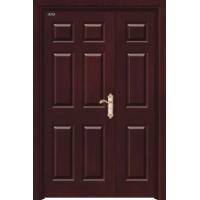 广东广州深拉伸精雕门中门实木烤漆门不锈钢门