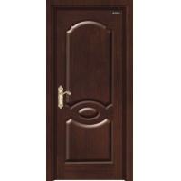 嘉鑫福高档套装门,实木烤漆门。