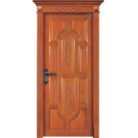 实木烤漆门安装、报价原木门、全国招代理