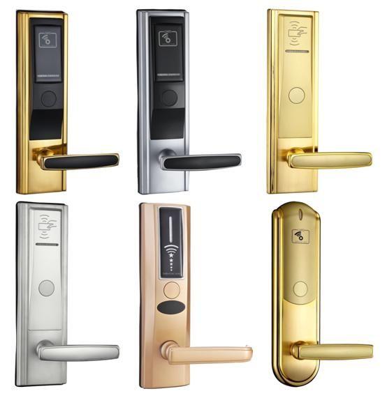 Mifare-1卡门锁支持Mifare-1S50(1Kbytes)/S70(4Kbytes)卡的使用,可以在卡的1-14扇区里任意选定一个扇区作为门锁应用区域,其他扇区开放,使用Mifare-1卡能真正地实现一卡通管理,并且可让第三方管理软件的每个子系统自由地向卡中不同区域写入相关信息及消费金额,各区独立使用并有加密密码,互不干扰,确保在实现酒店的一卡通功能时的简易性和安全性。针对用户需实现一卡通管理的需要,首选Philips的Mifare-1卡,为酒店实现一卡通功能提供最佳的系统解决方案。 安全性