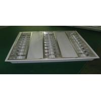 深圳厂家供应办公室3*14W/哑光铝/镜面铝T5格栅灯盘60