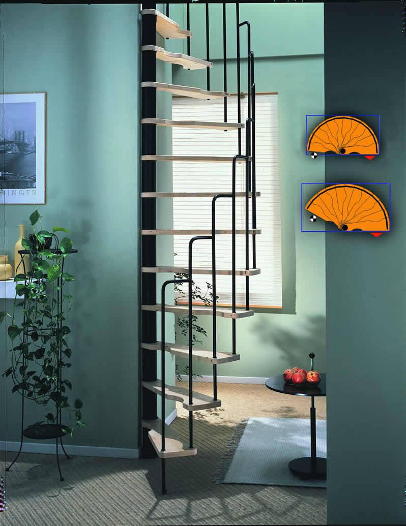旋转楼梯价格 旋转楼梯设计 旋 出个性楼梯新风尚
