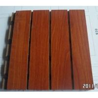 木质吸音板-红樱桃
