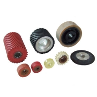 砂带机橡胶导轮