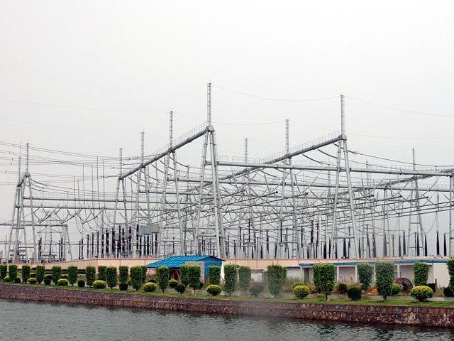 提供高压输送电线杆 景观灯