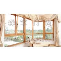 建德市实木门窗、铝木门窗—15925636296