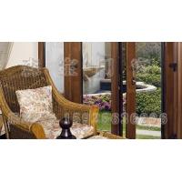 杭州实木门窗、铝木门窗、木铝门窗、阳光房、欧式高档门窗