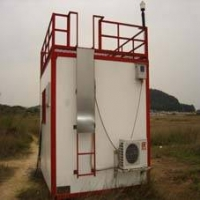 玻璃钢监测方舱