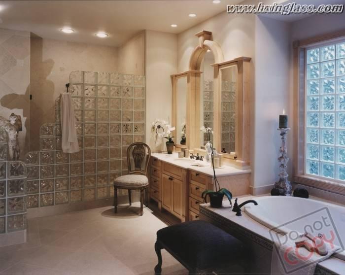 欧式艺术玻璃卫浴