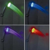 LED 温控花洒
