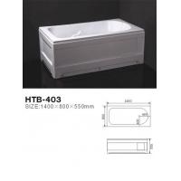 供应艾莉斯HTB-403普通浴缸