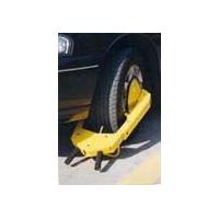 車輪鎖 停車場防盜鎖 輪胎鎖 汽車鎖