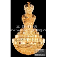 传统水晶吊灯,古典式水晶吊灯,中式水晶吊灯价格
